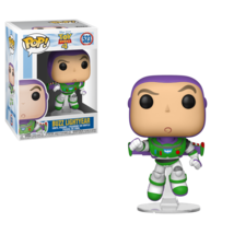 Funko Pop Disney Toy Story 4 Buzz Lightyear Movie Vinyl Toy 523 Figure 3... - $13.99