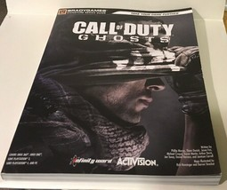 Brady Games, Call of Duty: Ghosts Signature Series Strategy Guide. Hardc... - $14.01