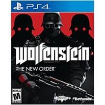 Bethesda 093155118225 Wolfenstein: The New Order for Playstation 4 - $43.80
