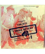"Carl Betz in I Shall Return Douglas MacArthur CMI Records 2 LP 12"" Vinyl... - $24.99"