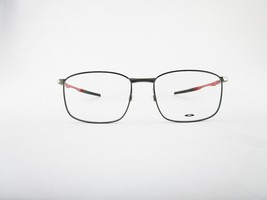 Oakley OX3204-0353 TAPROOM Optical Frame Metallic Polished Cement Red Ey... - $84.11