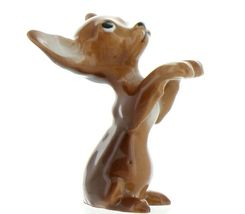 Hagen Renaker Pedigree Dog Chihuahua Begging Brown and White Ceramic Figurine image 11