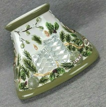 Yankee Candle Company Holiday Jar Shade Gifts Ornaments Candles Greens - $25.00
