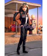 Harley Davidson Barbie Doll #4 MIB 1999 - $39.55