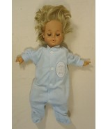 Generic 145 Vintage Baby Doll Closing Eyes Plastic Fabric - $19.32