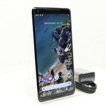 "Google Pixel 2 XL 64GB | 4G LTE (GSM UNLOCKED) 6.0"" Smartphone White"