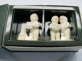 "Dept.56 Snowbabies 7942-1 ""Twinkle Little Stars"" Figures in Original Box - $39.99"