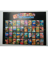 2005 Wonders Of America Land Of Superlatives Sheet of 40 Stamps 39 cent - $20.00