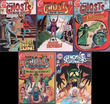 Lot of 5 The Many Ghosts of Doctor Graves Comics #20, 21, 24, 29, 45 - $44.24