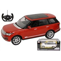 Ranger Rover Vogue 4x4 Car Scale 1:14 Remote Controlled Boys RC Cars Out... - $39.05