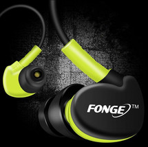 sports running Universal mobile phones Stereo metal Bass ear phone set A... - $23.99