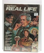 DAYTIMERS REAL LIFE MAGAZINE 1983 Vol.5 #4 (VF) OSCARS, E.T., Dustin Hof... - $9.45
