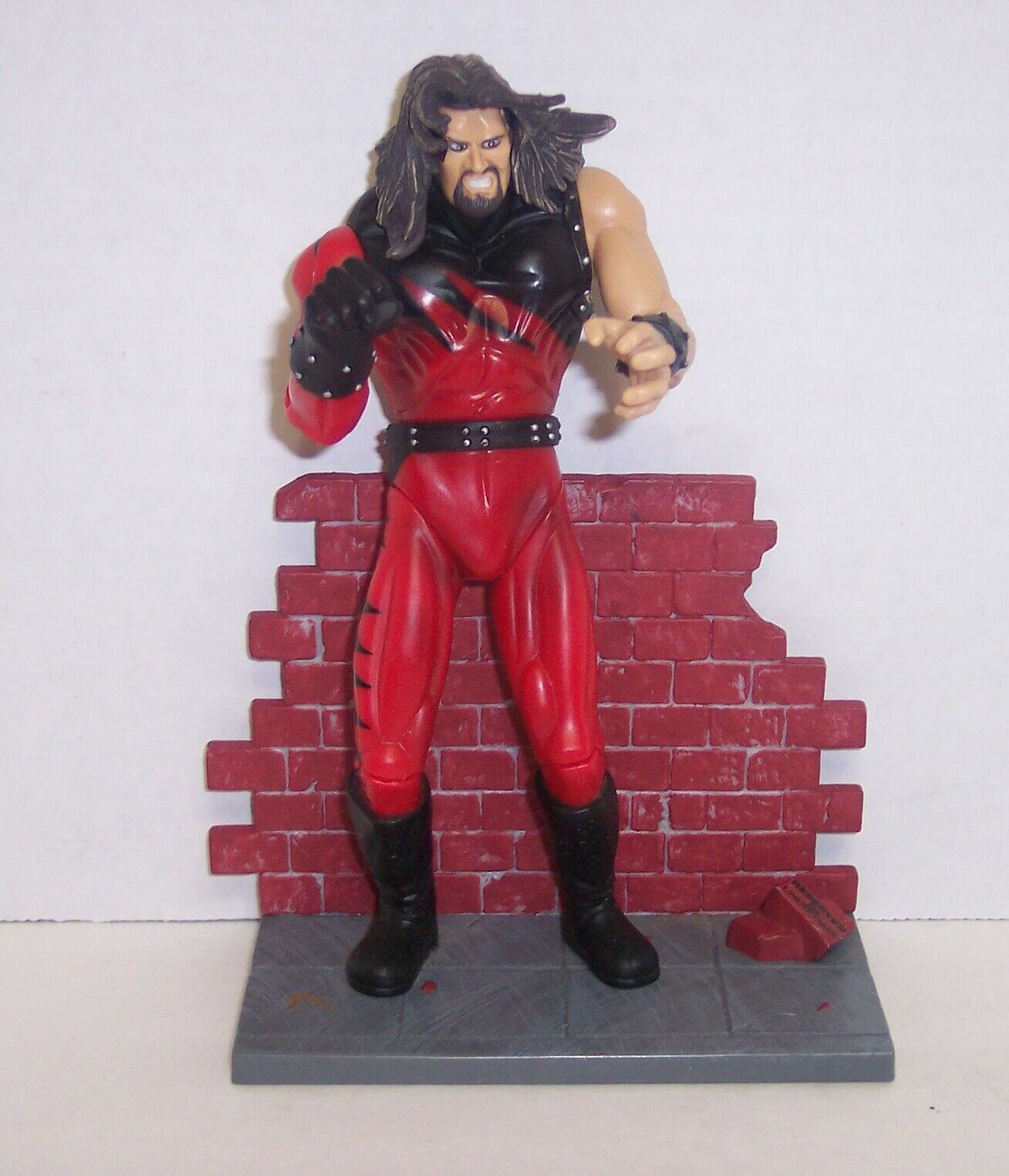 "Primary image for 1998 Jakk's Pacific WWF Ripped & Ruthless ""Kane"" Action Figure WWE {911}"