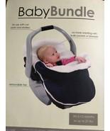 J.J. Cole Baby Bundle Infant Carrier Cover Stroller Car Seat Jogger * 0... - $9.89