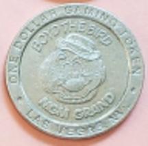 MGM Boyd The Bird 1993  Las Vegas Metal Gaming Token - $5.95