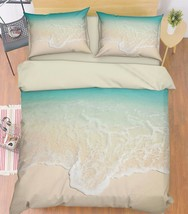 3D Beach View 23 Bed Pillowcases Quilt Duvet Cover Set Single Queen King Size AU - $90.04+