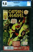 Captain Marvel #10 CGC 9.8 Ms. Marvel #1 homage-2015 2020819025 - $151.56
