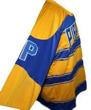 Custom Name # Pittsburgh Pirates Retro Hockey Jersey 1928 New Yellow Any Size image 3