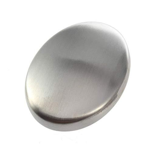 Stainless Steel Soap Magic Eliminating Odor Smell - One item with Random Design