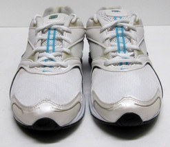 NIKE SHOX WALKING WOMEN'S (7) PEARL WHITE SYNTHETIC ATHLETIC SNEAKERS DU... - $38.08