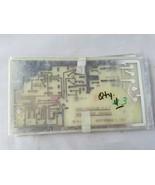 Vintage High Voltage FET Modulator Driver Board Circuit Component Set of 3 - $60.44