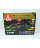 Atari Flashback 9 Gold HD, AtGames, 120 Built-in Classic Games 720P HD D... - $60.38