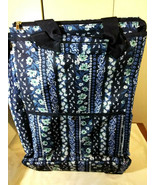 Rolling Soft Sided Suitcase by Woman Within Overnight Case Shopping  Crafts - $44.55