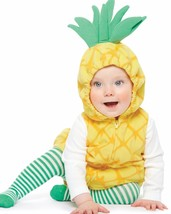 NEW NWT Carters Girls Pineapple Halloween Costume Size 24 Months  - $36.99