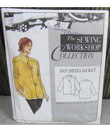 Sewing Workshop Collection San Diego Jacket Size XS-XXL - $19.95