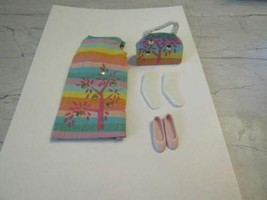 1965 Mattel BARBIE-SKIPPER #1910 Sunny Pastels Outfit Nr Mint !! - $49.45