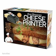 """Prank Pack""""Cheese Printer"""" - Wrap Your Real Gift in a Funny Joke Gift Box - by P image 11"""