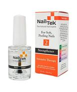 Nail Tek Intensive Therapy 2- For Soft, Peeling Nails - $9.89