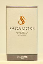 Lancome Sagamore Pour Homme Eau de Toilette Edt 100ml 3.4 Fl. Oz. Spray Old 1985 - $450.00