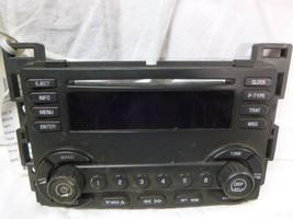 04 05 06 Chevrolet Malibu Radio Cd Face Plate & Knob Set 22734878 LB1033 - $17.16