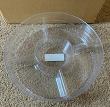 Longaberger Plastic Protector 5 Way Divided For Joyful Chorus basket - $23.36