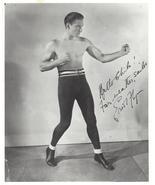 """""""Errol Flynn""""  Autographed B & W Photo - (sku# 4888) - $99.88"""