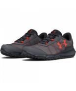 Under Armour UA Toccoa Running Shoes 1297449-100 Rhino Gray Multi Sizes NWB - $59.99
