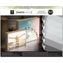 """We R PhotoLights Printable Backlit Film Paper 8.5""""X11"""" 6/Pkg- - $6.85"""