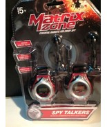 Vintage Sakar Matrix Zone Spy Talkers Walkie Talkie Watch - $14.85