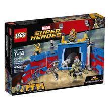 LEGO Super Heroes Marvel Thor Ragnarok Thor vs. Hulk: Arena Clash (76088... - $75.55