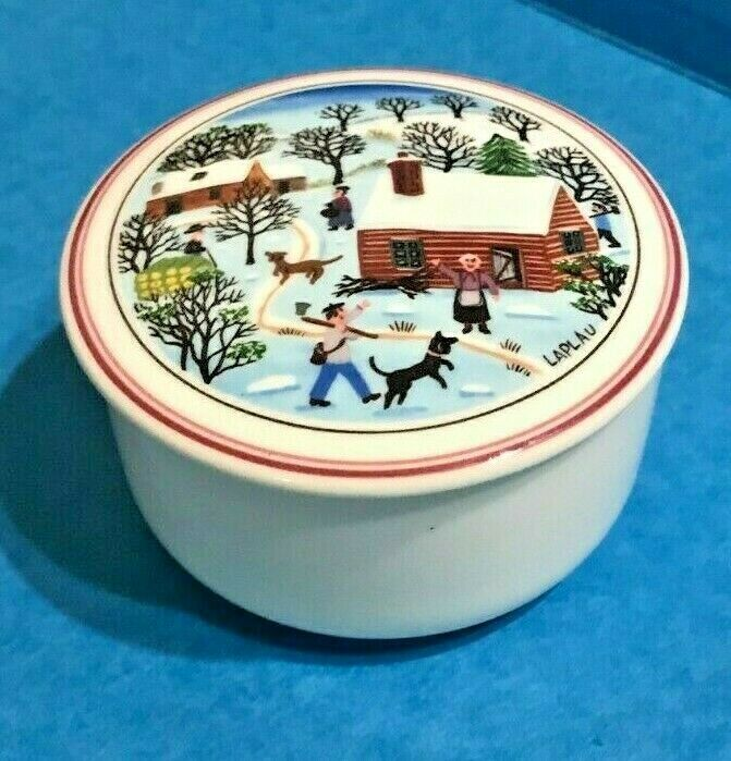 Villeroy And Boch Porcelain Naif Christmas And Similar Items