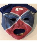 San Francisco Giants MLB Baseball Hat Cap Attached Mask Fan Face Rally Blue - $17.99