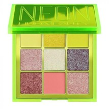 Huda Beauty Neon Obsessions NEON GREEN Eyeshadow Palette 100% AUTHENTIC ... - $28.97