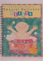 Beadshine Patrick Lose's Special Delivery Quilts 2000 Spiral Bound Paper... - $29.69