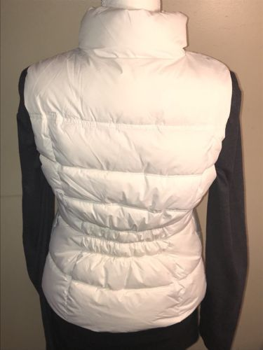 Quilted Puffer Vest Gap Womens Small EUC