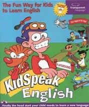 KidSpeak English Ages 6 and Up - $9.99