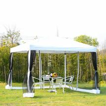 Gardner 10 Ft. W X 10 Ft. D Metal Pop-Up Canopy - $209.98