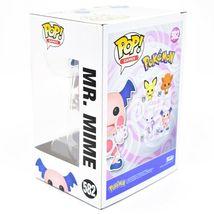 Funko Pop! Games Pokemon Mr. Mime #582 Vinyl Action Figure image 3