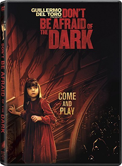 Don't Be Afraid of the Dark (DVD, 2011)