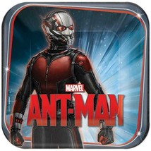 Ant-Man Lunch Dinner Plates Birthday Party Supplies Ant Man 8 Per Package - $5.20